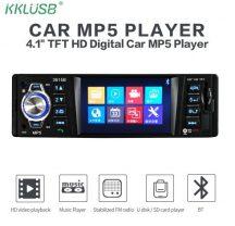 Autórádió MP5 (JSD-5888) - Videó és zene lejátszó az autódba!