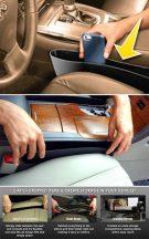 2 db Catch Caddy autós rendező - A biztonságos autózáshoz!