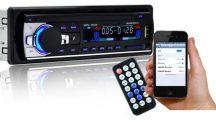 Távirányítós Bluetooth Autórádió fejegység és Telefon kihangosító BOMBA Áron! - A Te autódból sem hiányozhat!
