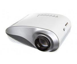 Prémium Multimédiás, távirányítós LED Projektor - Ne fáraszd a szemed monitorokkal!