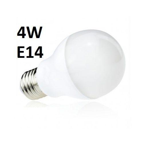 4W - hagyományos - E14 - HF - sima