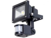50W-os Fényvető LED Reflektor Mozgásérzékelővel - Energiatakarékos LED-ekkel világít!