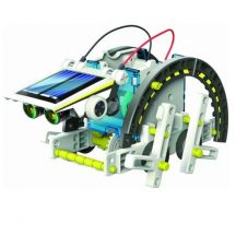 14 az 1-ben napelemes robot (14in1)