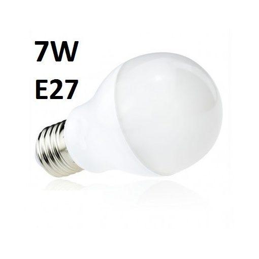 7W - hagyományos - E27 - MF - sima