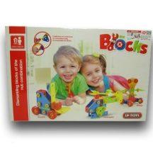BLOCKS - 71 részes Gyermek építő készségfejlesztő játék!