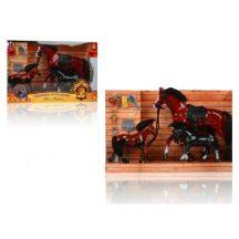 Fine Horse játéklovak - Kiegészítőkkel!