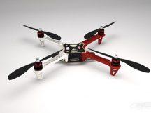 Phantom Star Quadrocopter - LED jelzőfénnyel!