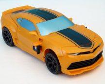 Transformers Carao robot autó - 2 az 1-ben távirányítós autó és robot Szuperhős!
