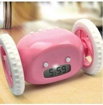 Clocky Ébresztőóra  Pink