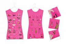 Ékszertartó ruha Pink