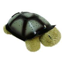 világító teknős sötétzöld