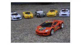 Lamborghini Fast and Furious kis méretű távirányítós autó - Remek szórakozás kicsiknek és nagyoknak egyaránt!