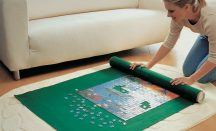 Puzzle Szőnyeg - Ajándék 1000db-os Várost ábrázoló kirakóssal!