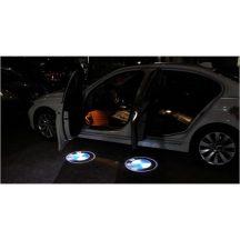 Világító autólogó ajtóra - A BMW logójával!