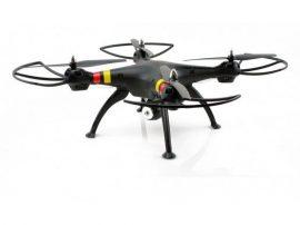 Quadrocopter UFO Venture - 360 fokos fordulással, HD kamerával!