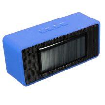Napelemes Bluetooth hangszóró kék
