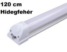 Armatúrás fénycső - 120cm, Hidegfehér!