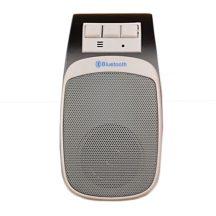 Praktikus csíptethető Autós Bluetooth Kihangosító - Fehér!