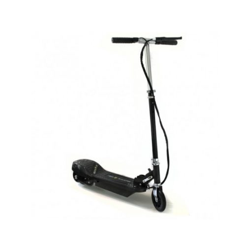 Elektromos roller - fekete