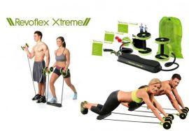 REVOFLEX EXTREME Fitneszgép - Az egész testet formálja!