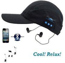 Okos sapka integrált fülhallgatóval - Bluetooth-al kapcsolódik okostelefonodhoz!