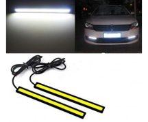 6 LED-es menetfény (sárga csík)