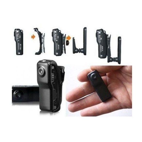 Mini DV Kamera - Apró méretének köszönhetően kitűnően alkalmazható!