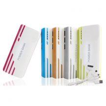 Powerbank Flash 16000mah - barna
