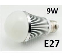 9W - hagyományos - E27 - MF - fém