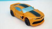 Transformer Camaro robotautó sárga színben - Szuperhős és autó egyben!