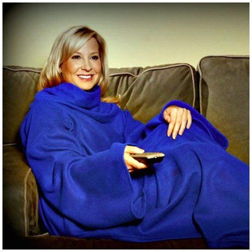 Snuggie Kék