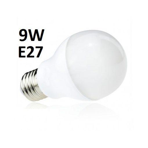 9W - hagyományos - E27 - HF - sima