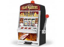 Játékgép persely - Szerencsejátékozz spórolva!