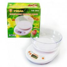 Tidal Digitális konyhai mérleg (T-302)