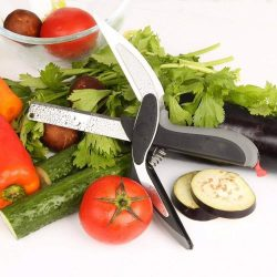 Clever Cutter konyhai olló - Szinte bármire használhatod a konyhában!