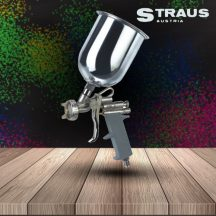 STRAUS AUSTRIA festékszóró (fém) ST-ASG-75GFM