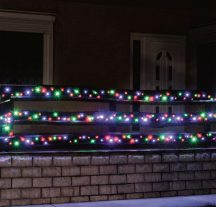 500 LED-es HOME LED FÉNYFÜZÉR - Varázslatos karácsonyi hangulat!
