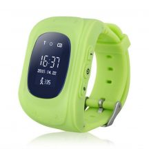 GPS Gyerek nyomkövető óra (Zöld)