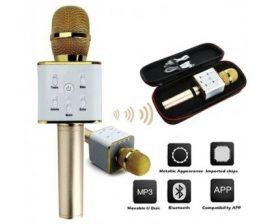 Karaoke Mikrofon 2.0 - Bluetoothos, Szabályozható hangerővel!