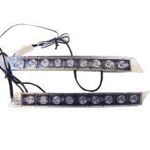 9 LED-es menetfény