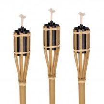 Bambuszfáklya 80cm színes