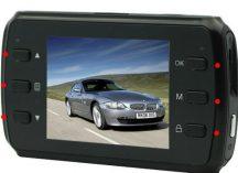 Magyar Menüs Autós eseményrögzítő kamera FULL HD DVR - Éjszakai üzemmóddal, Nagy Színes monitorral!