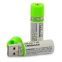 USB-ről tölthető elem