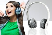 Sound Friend BT fejhallgató (Fehér)