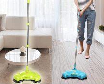 Sweep Drag Automata Seprű - Elképesztő újítás a hagyományos seprűkhöz képest!