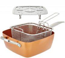 Royalty Line Copper pan 4 részes