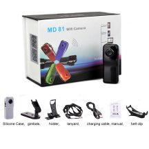 WIFI Ultramini sport kamera (MD81)