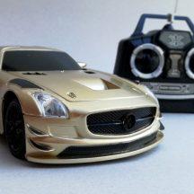 Racing Championship Mercedes (Arany)