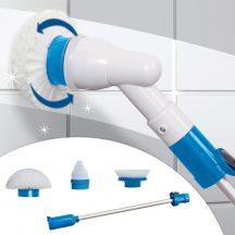 Tornado Spin elektromos tisztító kefe 3 különböző fejjel - Könnyen a tökéletes tisztaságért!