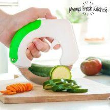 Chop & Roll kerek kés - Egyszerűbb és gyorsabb vágás, aprítás!